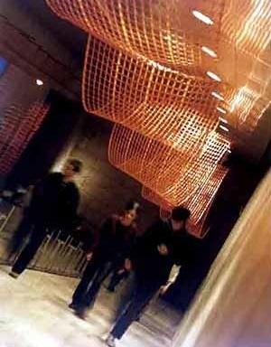 Arquitetura efêmera: Docúpolis. CCCB, Barcelona (2001)
