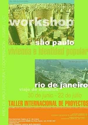 Workshop São Paulo, 2001