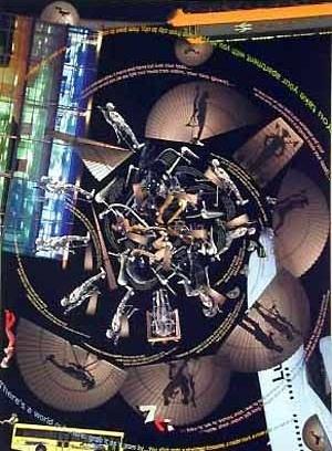 World in your Bones 1999, Vito Acconci
