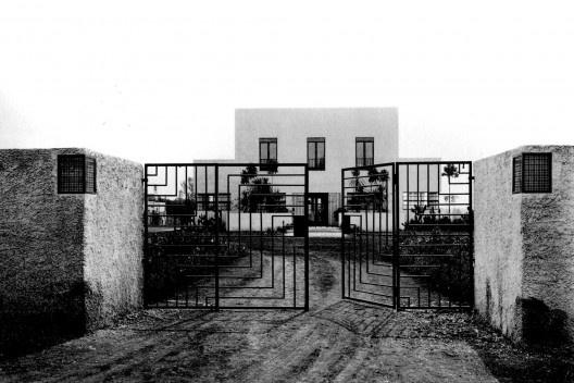 Casa da Rua Santa Cruz, São Paulo. Arquiteto Gregori Warchavchik<br />Foto divulgação  [Acervo Família Warchavchik]