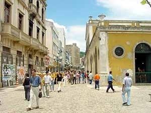 Vista Cidade de Florianópolis SC [IPHAN]