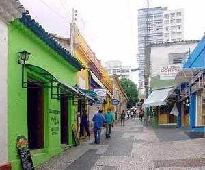 Vista Cidade de Cuiabá MT [IPHAN]