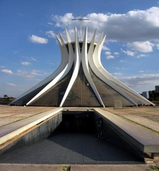Catedral, Brasilia<br />Foto Victor Hugo Mori