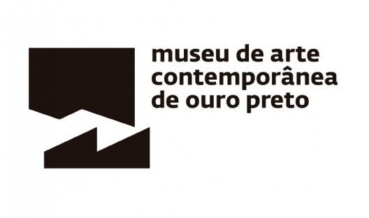 Logomarca do Museu de Arte Contemporânea de Ouro Preto, 2014<br />Imagem divulgação  [Escritório Paulo Mendes da Rocha]