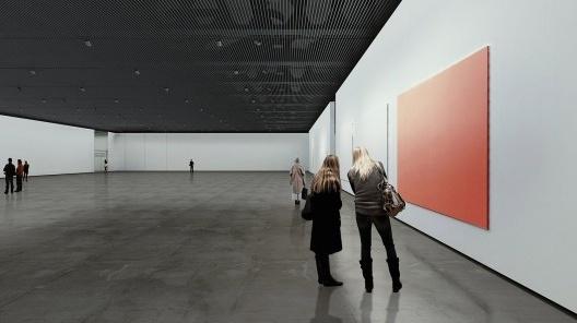 The Shed, de Diller Scofidio + Renfro, Nova York, 2019<br />Imagem divulgação  [website DS+R]