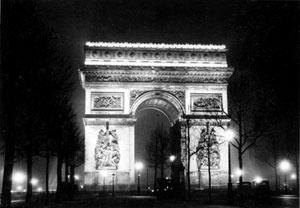 Fotografia de Paris tiradas por Ernesto Estrada, 1934  [Coleção família Estrada]