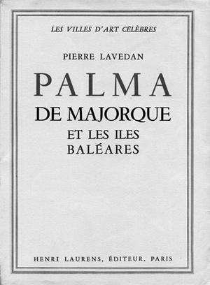 Um dos livros de Pierre Lavedan