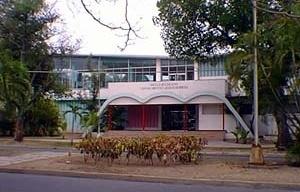 """Figura 5: """"Vista Alegre Tênis Clube"""", atual CIROA, expoente representativo da arquitetura do Movimento Moderno"""