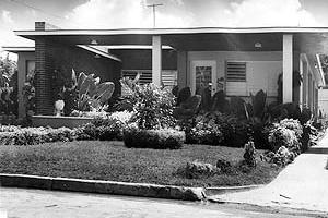 Imagen 6: Vivienda construida en 1957, por el arquitecto Félix Muñoz Cusiné, para la familia Bussé