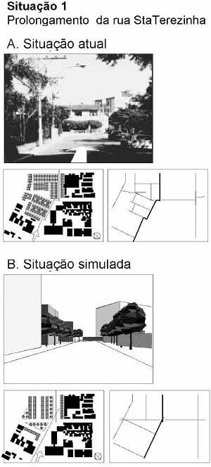 Figura 13. A extensão da Rua Santa Terezinha