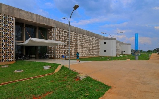 Instituto de Química, Universidade de Brasília<br />Foto Marcos Serrou do Amaral  [Creative Commons]
