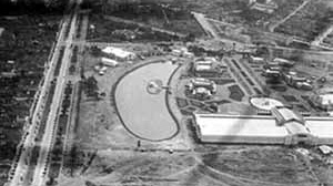 Pavilhões da Exposição do Centenário Farroupilha