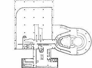 Cassino, Pampulha, 1942, Oscar Niemeyer. Planta superior