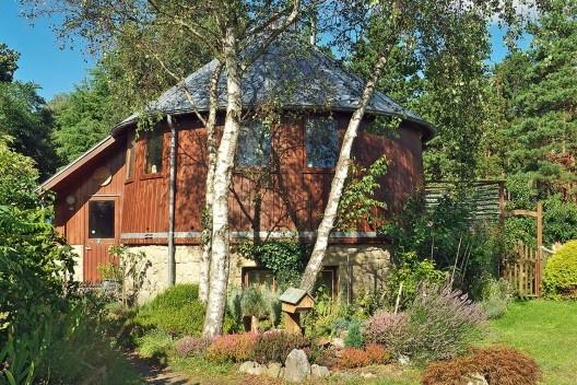 Findhorn Foundation and Community, Escócia<br />Foto Julian Paren  [Creative Commons]