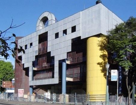 Centro de Apoio Turístico Tancredo Neves (Rainha da Sucata), Eólo Maia e Sylvio de Podestá, Belo Horizonte<br />Foto divulgação