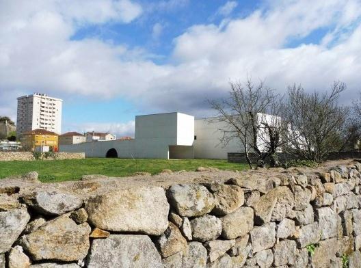 Museu de Arte Contemporânea Nadir Afonso, Chaves, Portugal, 2015. Arquiteto Álvaro Siza<br />Foto Adriano Tomitão Canas