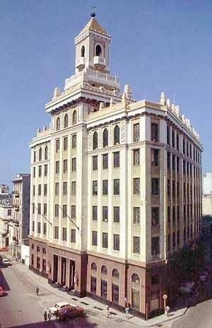 Edificio Bacardí, La Habana, 1930