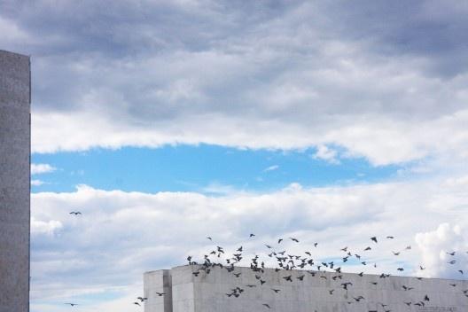 Praça dos Três Poderes<br />Foto Ana Altberg
