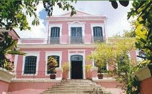 Vivenda Santo Antonio de Apipucos, hoje Casa-Museu Magdalena e Gilberto Freyre<br />Foto divulgação