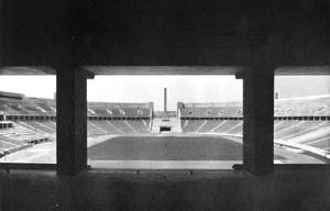 Estadio Olímpico de Berlín, 1936