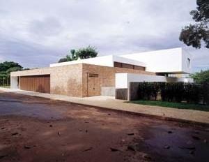 Filiação 4 – Casa Brasília, Arquiteto Isay Weinfeld. <br />Foto Tuca Reinés