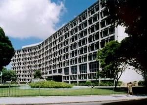 Edifício sede da CELPE (1971), Recife<br />Foto Aurelina Moura