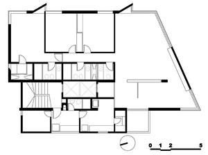 Edifício residencial Sahara, planta pavimento tipo [arquivo pessoal]