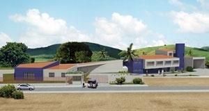 Escola do Senai em Garanhuns, PE [Vidgo Serviços de Informática]