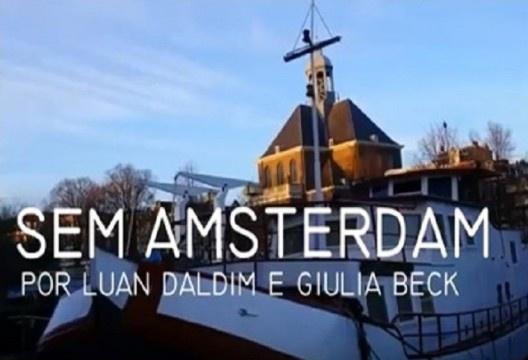 Frame extraído de documentário sobre a história da cidade de Amsterdam realizado pelos alunos na disciplina (2017)<br />Elaboração Giulia Becker, Luan Bobato Daldim e Rita Patron