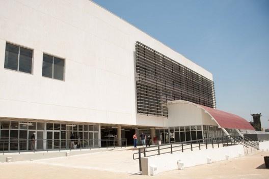 Centro de Formação Cultural em Cidade Tiradentes<br />foto Sylvia Masini  [Secretaria Municipal de Cultura de São Paulo]