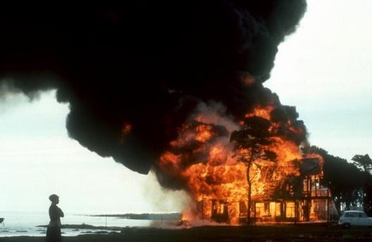 Fotograma do filme <i>O sacrifício</i>, de Andrei Tarkovski, 1986<br />Foto divulgação