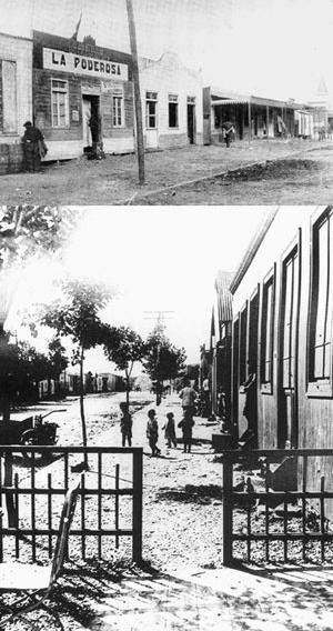 Imagem 4. O bairro Puerto por volta de 1920 [Arquivo do CEHAU-FAUD-UNMdP]