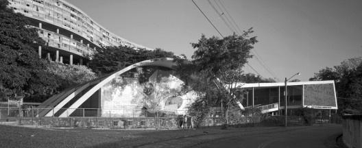 Conjunto de Pedregulho, 1948. Arquiteto Affonso Eduardo Reidy<br />Foto Andres Otero