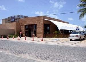 Restaurante Camarões Potiguar, 2004/2005. Renato e Viviane Teles<br />Foto de Luiz Amorim