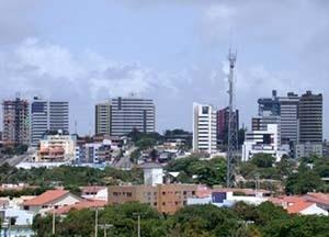 Paisagens urbanas: Natal<br />Foto Luiz Amorim