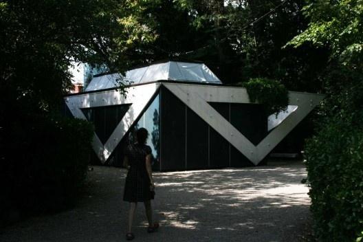 Pavilhão da Finlândia, Giardini, Veneza<br />Foto Helena Guerra
