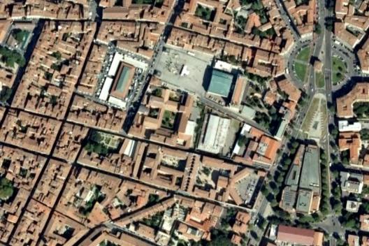 Florença, Itália [Google Earth, 2009]