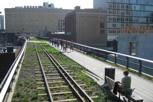 Parque High Line, Nova York NY EUA, 2011<br />La Citta Vita/ Creative Commons