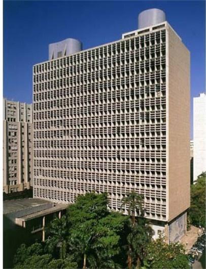 O ministério da Educação de Lúcio Costa, no Rio de Janeiro