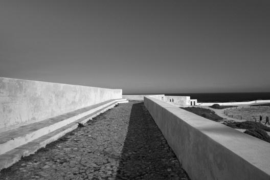Fortaleza de Sagres, Algarve, Portugal<br />Foto Cristiano Mascaro, 2016