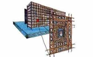 IMA. Os elementos de fachada que remetem a tapeçaria árabe, são controlados eletronicamente criam diferentes condições de iluminação e são proteção ao sol<br />Ilustrações de Luciano Dutra