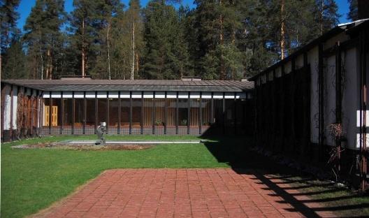 Ayuntamiento de Säynätsalo<br />Foto Marcio Cotrim