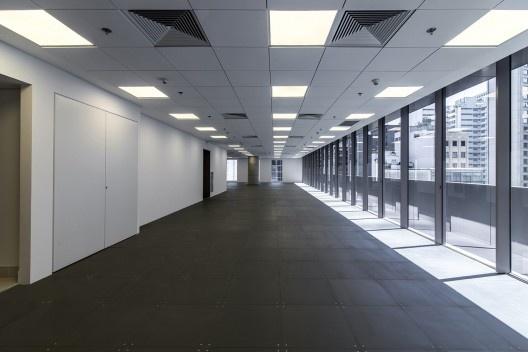 Edifício Santos Augusta, São Paulo, 2018, arquiteto Isay Weinfeld<br />Foto Guilherme Pucci