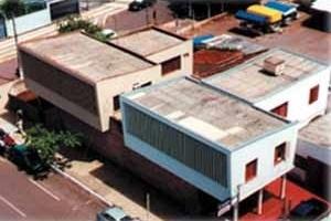 As casas gêmeas de Hélio Martins