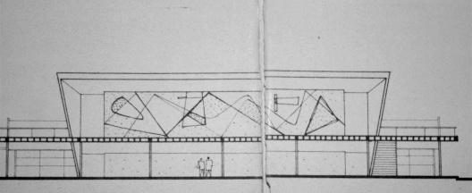 Una modernidad postergada: Murales de Burle Marx previstos para el inconcluso  proyecto del Colegio Experimental Paraguay Brasil, de Eduardo Affonso Reidy en Ita Pyta Punta (1952) (ver nota 29)