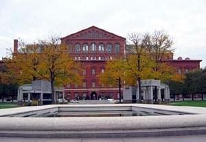 National Building Museum e Judiciary Square<br />Foto Cêça Guimaraens