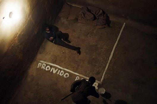 """Cena do filme """"Uma noite de 12 anos"""", direção de Alvaro Brechner<br />Foto divulgação"""