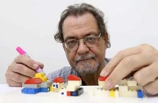 Demetre Anastassakis (1948-2019)<br />Foto divulgação