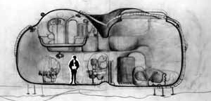 Living Pod Project, David Greene [www.archigram.net]