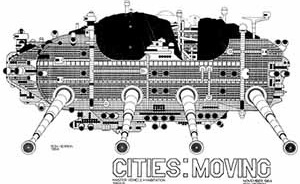 Walking City, Ron Herron [www.archigram.net]